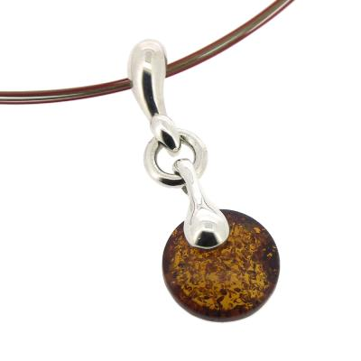 Amber Art 'Bridle' Necklace