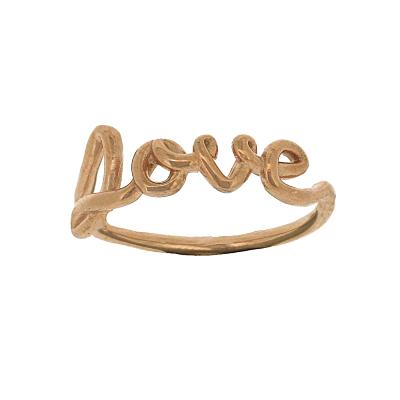 Kitten Inspiration Love Ring