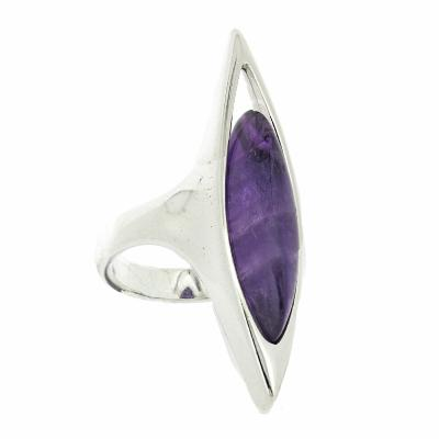 Bemine Pure Amethyst Marquise Ring