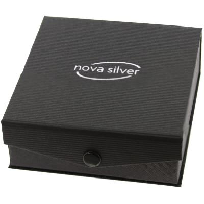 Nova Silver Necklace Gift Box