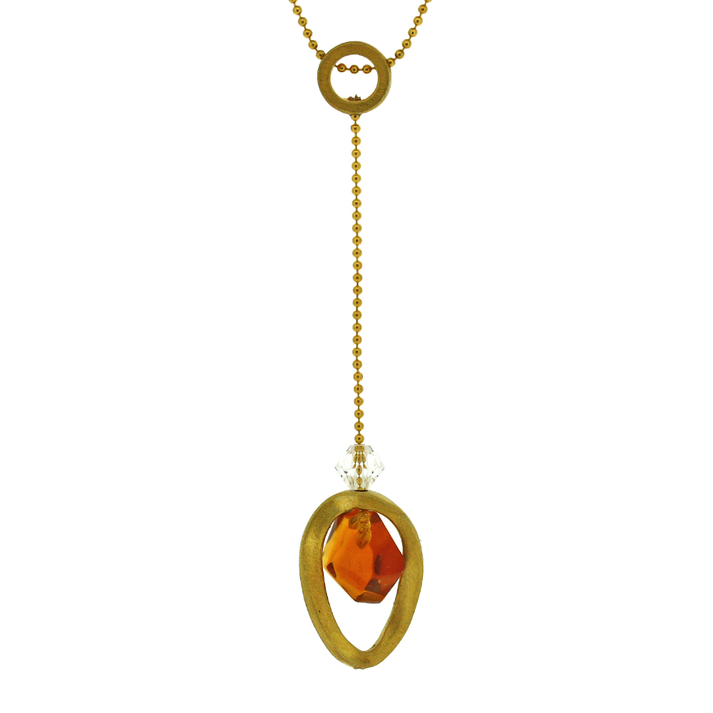 Amber Art  Soiree Necklace