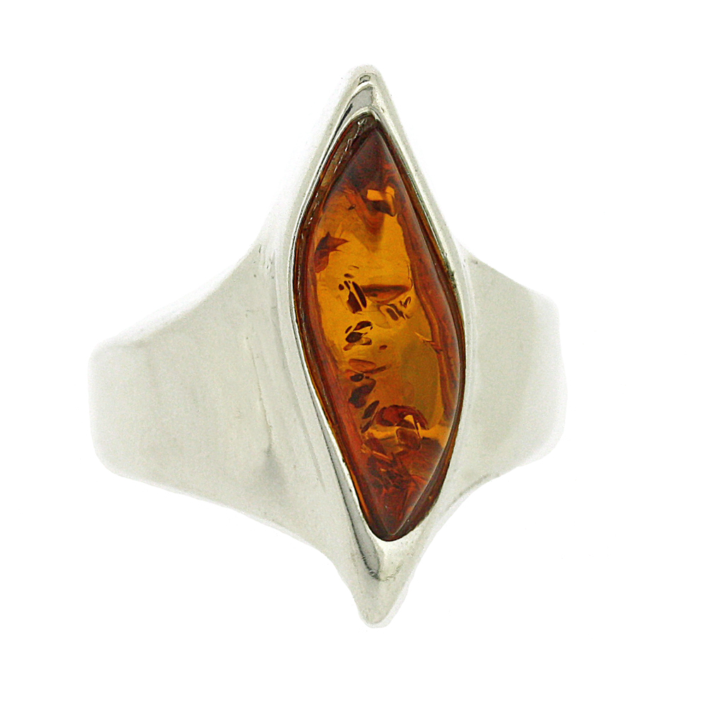 Classic Amber Waves Ring