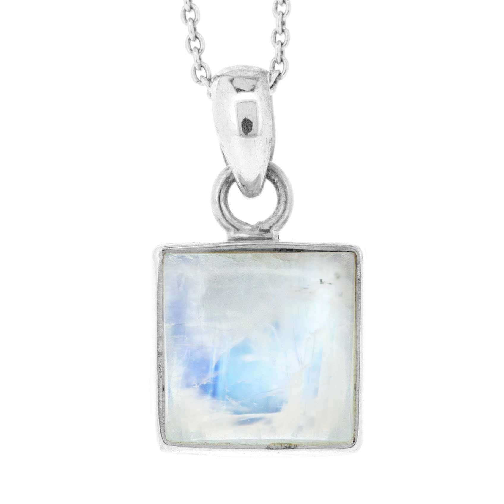 Small Square Shaped Pendant