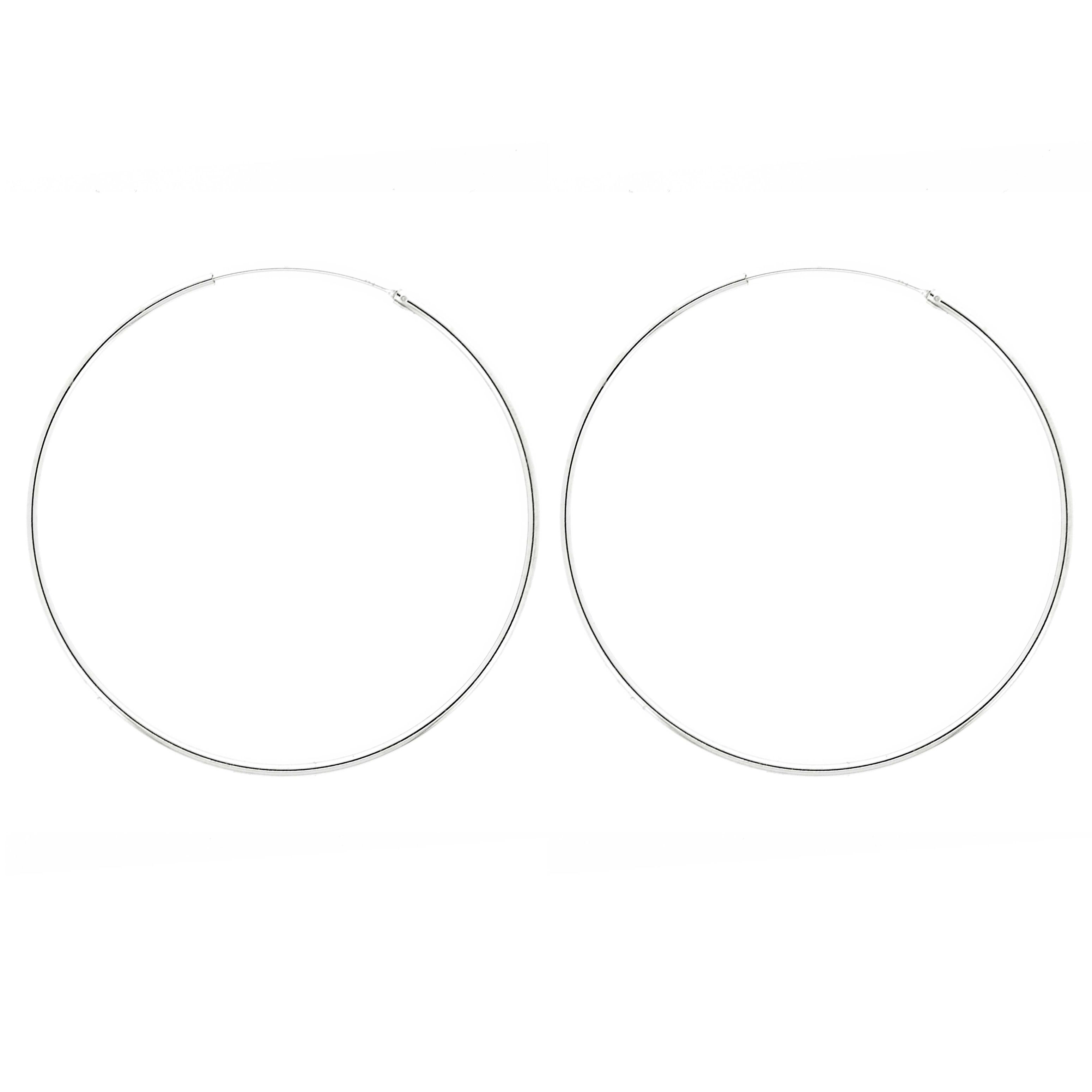 1.5mm Round Hoops