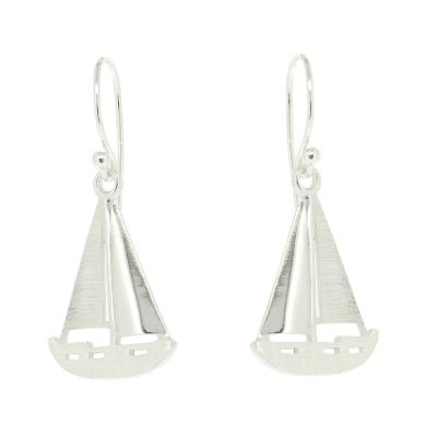 Kitten Broads Yacht Earrings