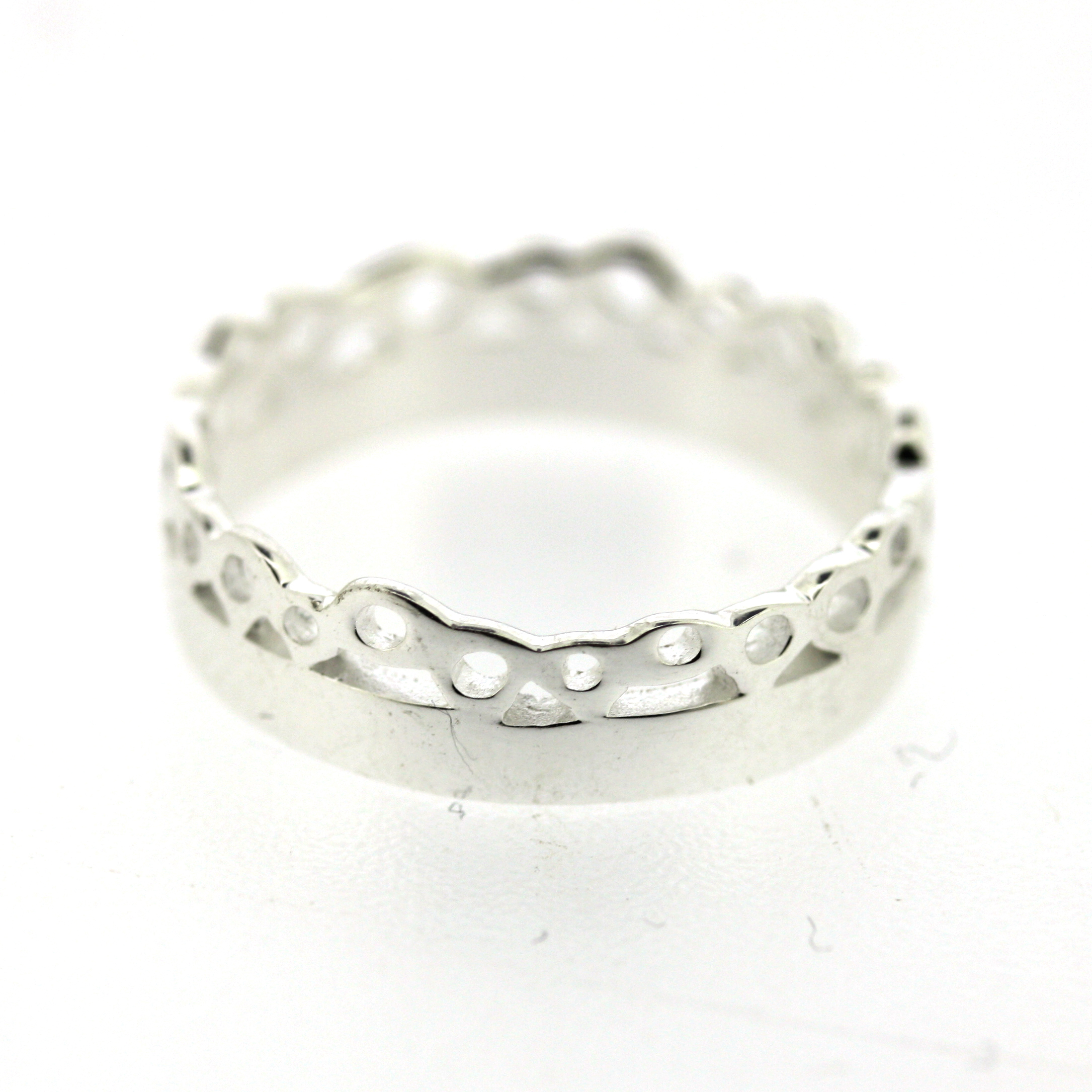 Simply Silver Mountain Ring
