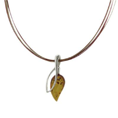 Amber Art 'Elm' Necklace