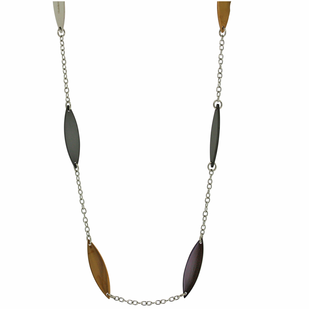 Nova Steel Total Glam Necklace