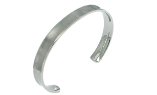 Stainless Steel Bangles and Bracelets