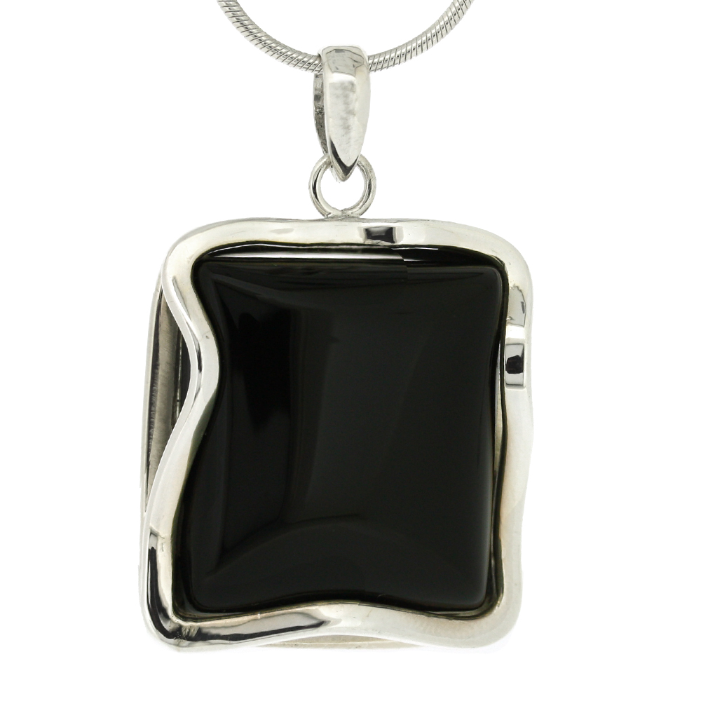 Onyx pendants shop bespoke onyx pendant aloadofball Image collections