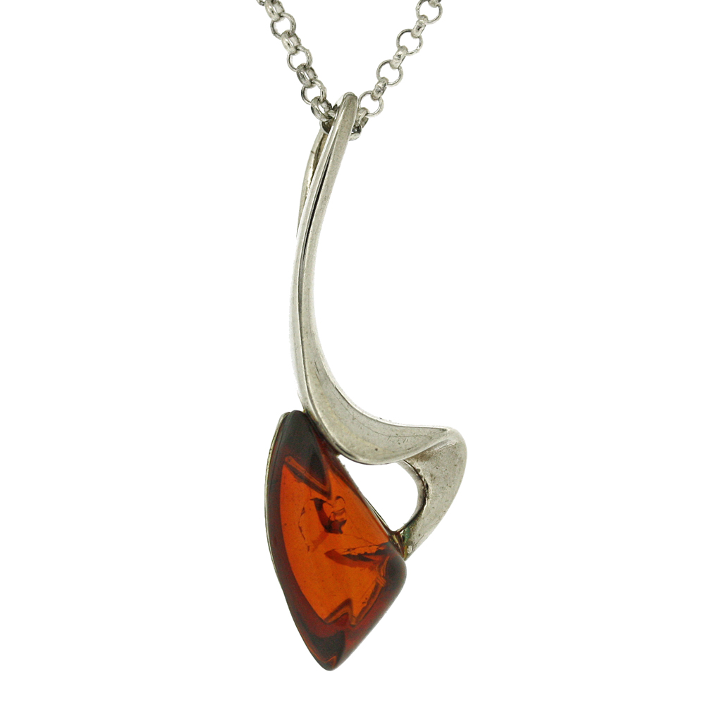 Amber Art Marilyn Pendant