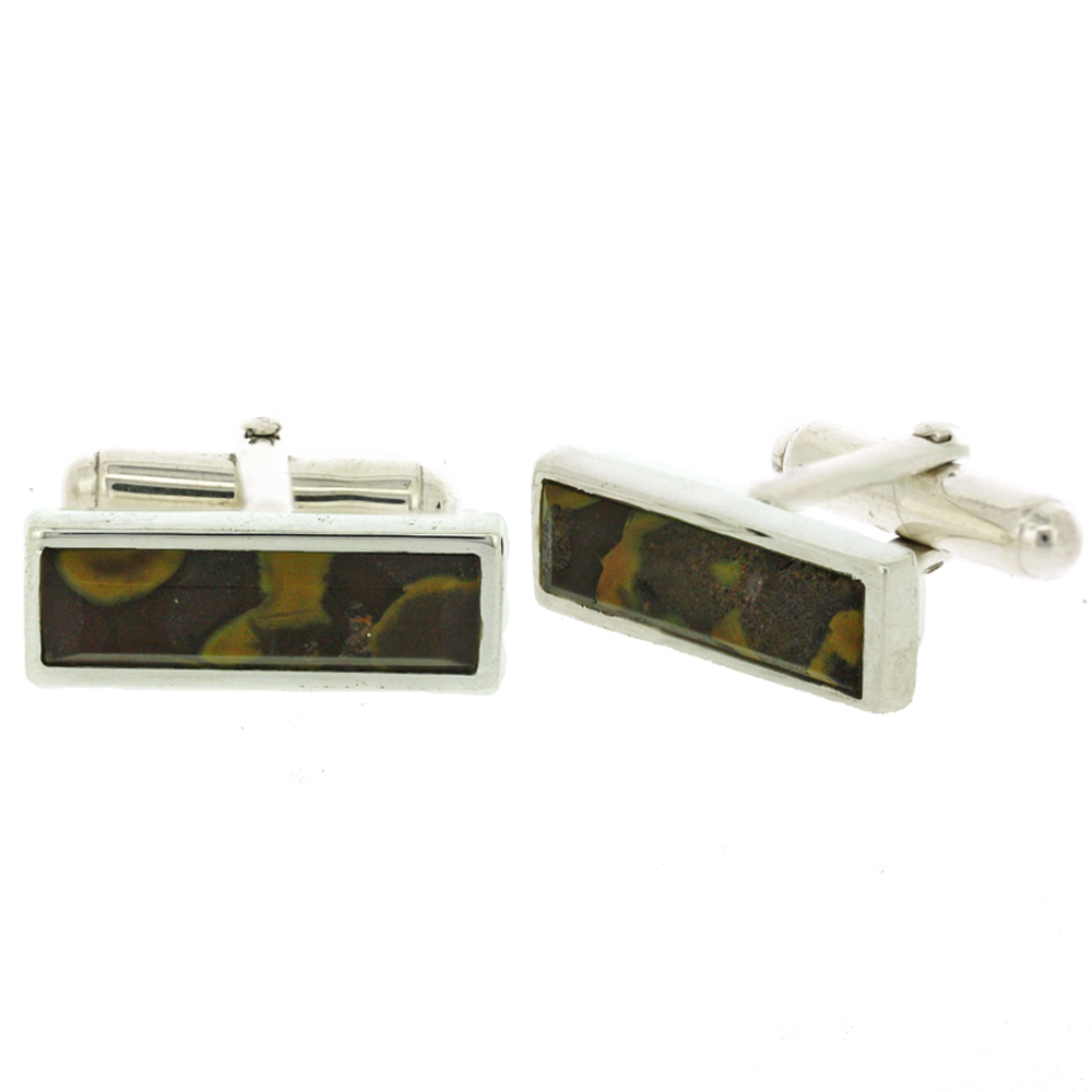Fervour Rectangle Cufflinks