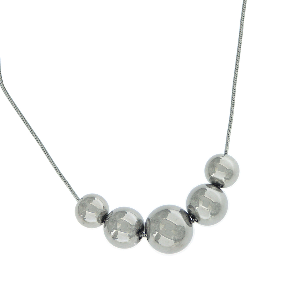 Nova Steel Impact Necklace
