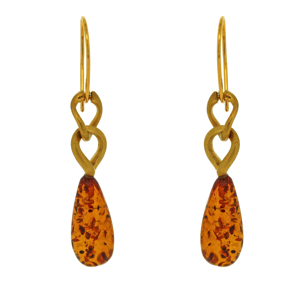 Amber Art Dynasty Earrings