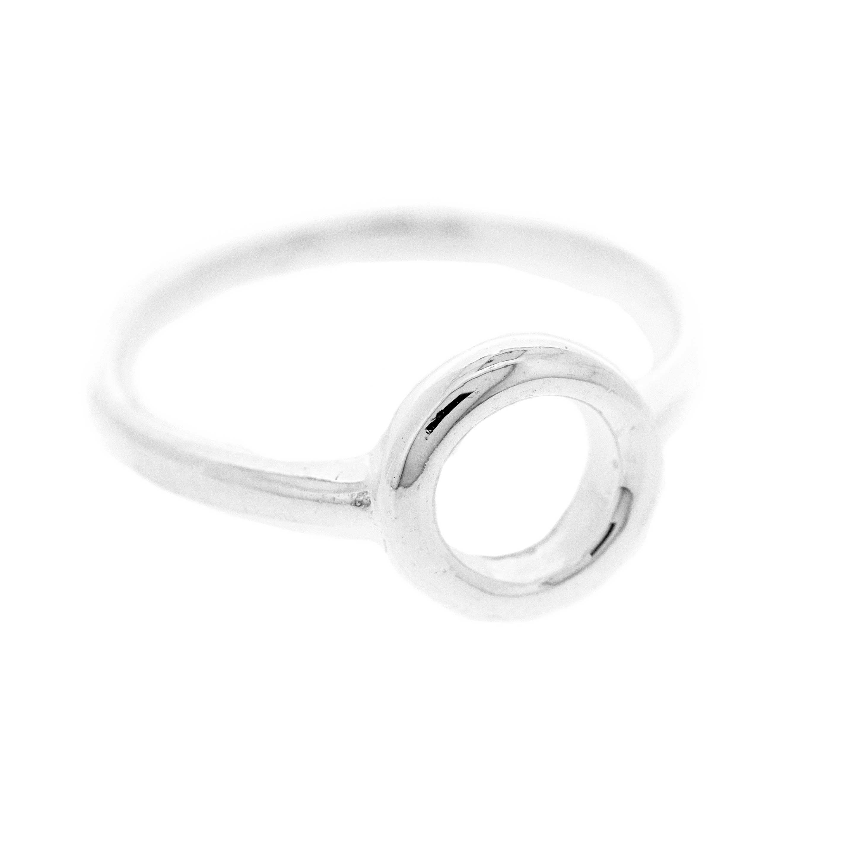 Simply Silver Grace Ring