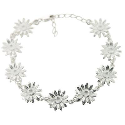 Kitten Sunflower Bracelet